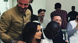 Après avoir balayé les rumeurs, Victoria et David Beckham unis à la Fashion