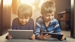 Mobile Devices Are Bad News For Your Child's Posture, But These Tips