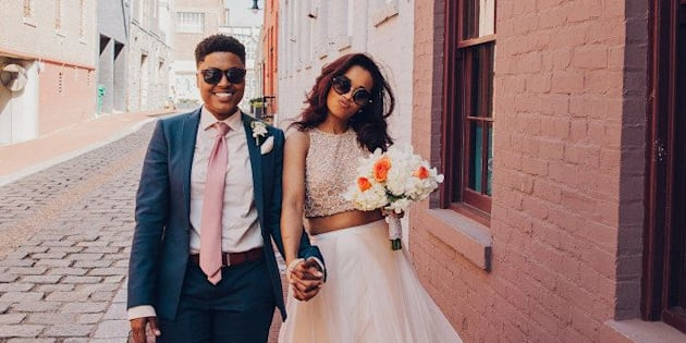 25 Two Piece Wedding Dresses For Brides Who Dare To Be Diffe Bridal Separates Are Twice As Nice