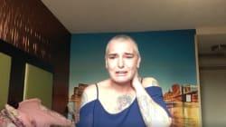 El preocupante video de Sinead O'Connor en Facebook en el que habla de