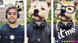 Instagram vous propose une nouvelle manière de réagir à une