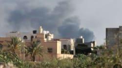 Colpo di mortaio vicino all'ambasciata italiana in Libia: