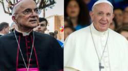 La seconda lettera di Viganò a Bergoglio arriva due giorni prima, nel nome dell'Arcangelo (di M.A.