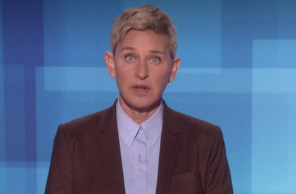 Ellen DeGeneres' monologue about George W. Bush controversy elicits celebrity responses - AOL