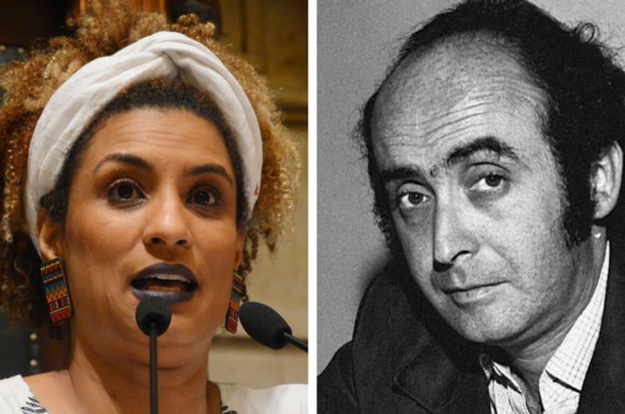 Filho de Vladimir Herzog, Ivo acredita que assassinato da vereadora Marielle Franco pode mobilizar mudança no País.