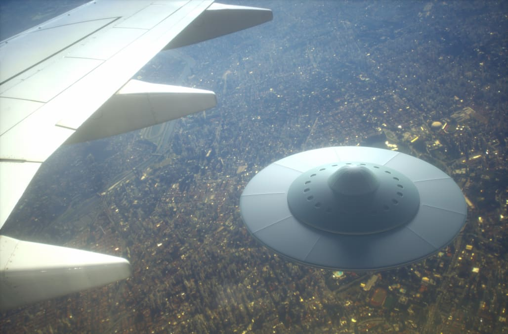 pair of airline pilots report same ufo sighting over arizona aol news