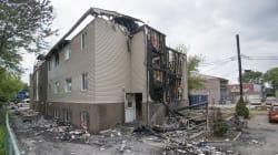 Incendie à Terrebonne: les aînés devraient avoir été relogés sous