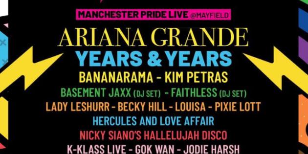 Ariana Grande, de retour à Manchester deux ans après l'attentat
