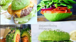 On a testé deux recettes de burger avocat dans notre rubrique « essais périlleux