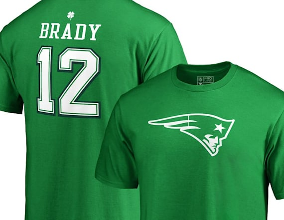 NFL Shop releases St. Patrick's Day-inspired gear