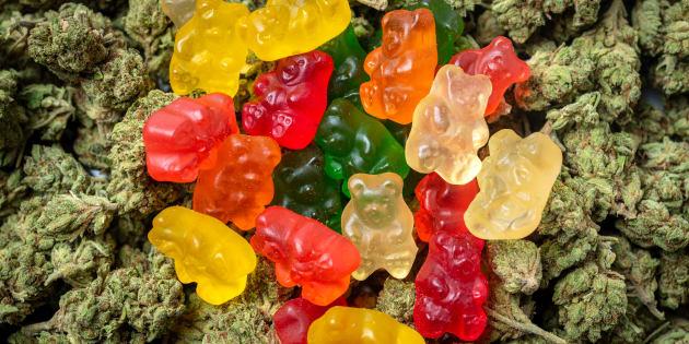 La vente de produits comestibles à base de cannabis comme les bonbons et les pâtisseries demeurent pour l'instant illégaux.