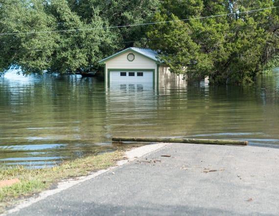Flood-ravaged areas brace for more rain