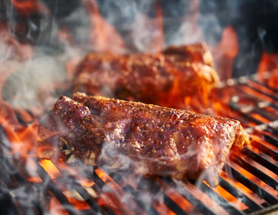 Reynolds Wrap offers $5K a week to eat ribs