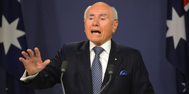 Former prime minister John Howard made headlines last week for his comments on gender equality in cabinet.
