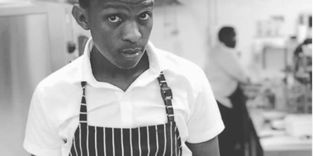 Chef Vusumuzi Ndlovu.
