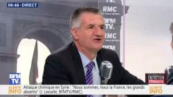 Contre la finance, Jean Lassalle entonne