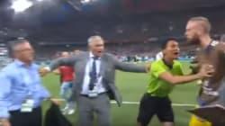 La FIFA abre expediente a Alemania tras la fea celebración de un gol contra el banquillo
