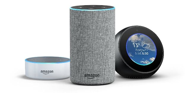 Alexa, l'assistant d'Amazon arrive en France avec Echo, son enceinte connectée