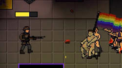 Un videojuego neonazi incita a organizar matanzas en antros gays para salvar a