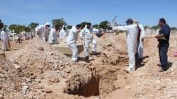Los 40 olvidados de Ciudad Juárez: los muertos que nadie