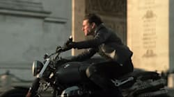 Tom Cruise prend la place de l'Etoile à contre-sens dans le trailer du