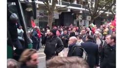 Ordonnances: les manifestants lillois sont tombés sur les joueurs de l'équipe de France de Coupe