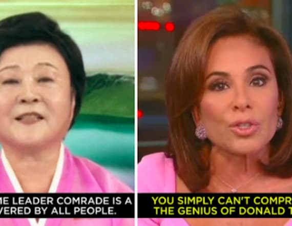 Fox, N. Korean TV mashup shows scary similarities
