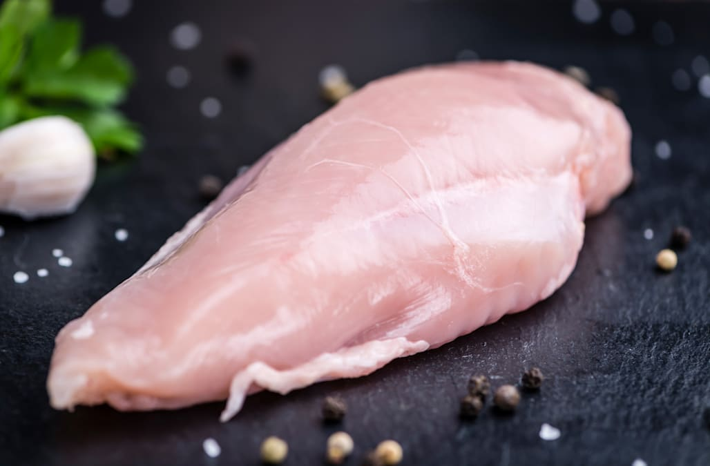 Here's why you should stop eating chicken breasts with 'white