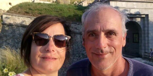 """Au fort de Briançon, """"le couple Poutou"""" ironise sur les vacances des Macron"""