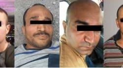 Secuestradores son detenidos por delitos en tres