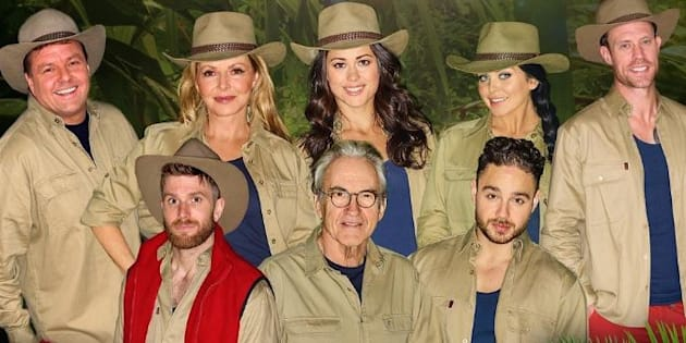 "The UK's ""I'm a Celebrity...Get Me Out of Here!"" are filming in Australia"