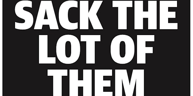 The NT News' front page on Wednesday