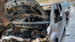 Incendiata auto attivista di Libera. Ma lei non arretra: