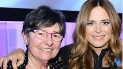 Julie Snyder rend un dernier (et émouvant) hommage à sa