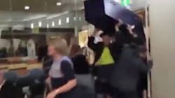 Far-Right Protesters Storm Melbourne Council Over Australia Day