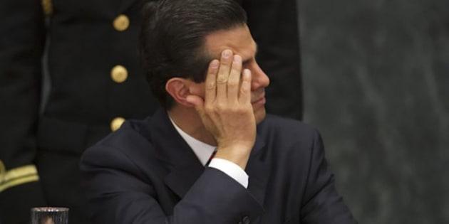Peña Nieto hace entrega formal de Macrolibramiento