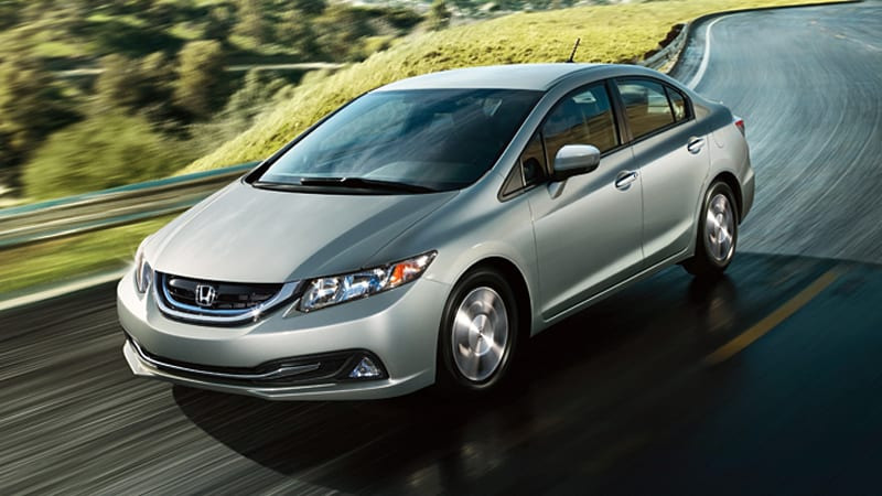 Honda Will Kill Off The Civic Hybrid And Natural Gas Models At End Of 2015 Model Year As Part A Massive Product Overhaul Top Executive