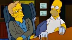 Las diez apariciones más memorables de Stephen Hawking en programas y