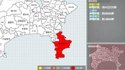 神奈川で約5万1000軒が停電 三浦、横須賀、葉山の広範囲