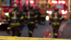 Un corps découvert après l'incendie d'une maison de