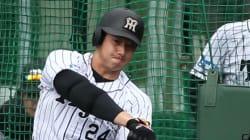 阪神の横田慎太郎外野手、脳腫瘍だった