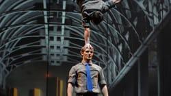 Le Cirque Éloize brise les tabous en Arabie