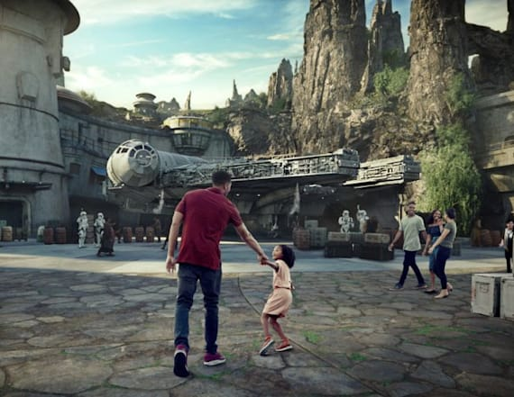 Disney reveals opening date for 'Star Wars' park