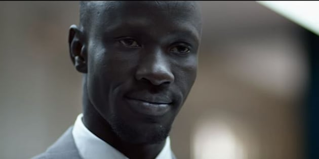 Deng Adut, one of the migrant success stories shared