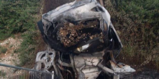 Vicenza, tragico schianto sulla statale 47: muore carbonizzato dopo incidente