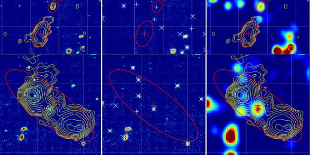 Un télescope européen révolutionnaire découvre des galaxies par milliers.
