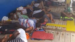 UN'ALTRA NAVE CON 40 MIGRANTI VAGA NEL MEDITERRANEO - La Tunisia non dà l'ok perché non vuole essere