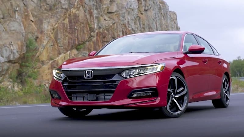 2018 Honda Accord Video Review   'Handsome, well-rounded and still really fun to drive'