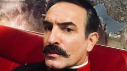 Jean Dujardin en colonel moustachu dans le prochain film de Roman