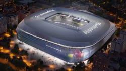 Voilà à quoi ressemblera le stade Santiago-Bernabeu du Real Madrid après les